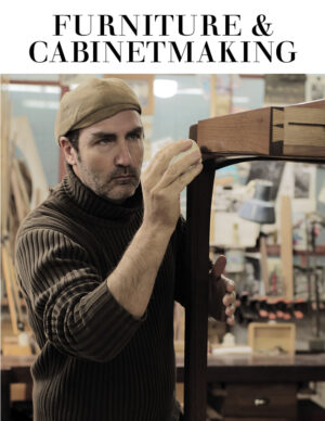 Furniture & Cabinetmaking issue 301 with German Plessl