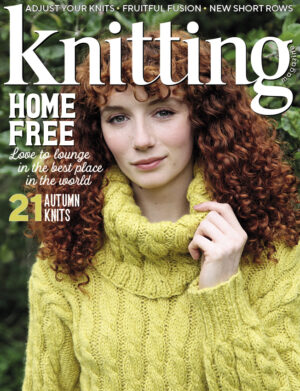 Knitting Magazine Issue 223 Cover