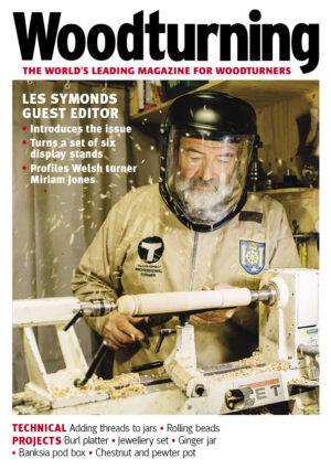 Woodturning Magazine Issue 362 Cover