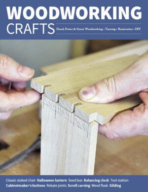 Woodworking crafts magazine issue 70