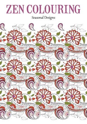 Zen Colouring Issue 56 Seasonal Designs