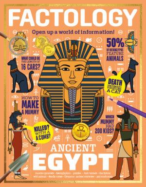 Factology Magazine issue 5 Ancient Egypt