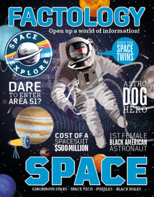 FACTOLOGY Magazine issue 6 Space